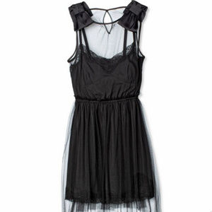 NWT Rodarte for Target Black Dress XS